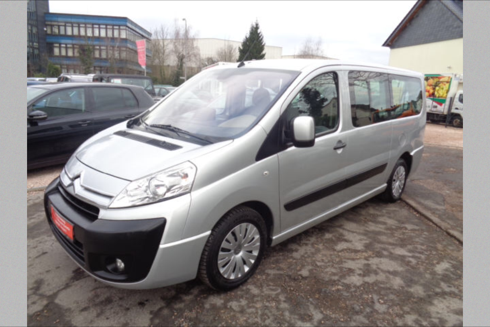 Citroen Berlingo 1,6Hdi