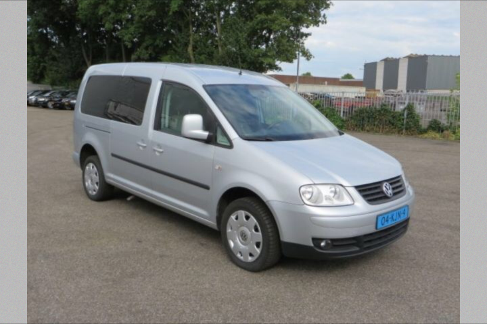 VW CADDY 1,9 TDI Gray