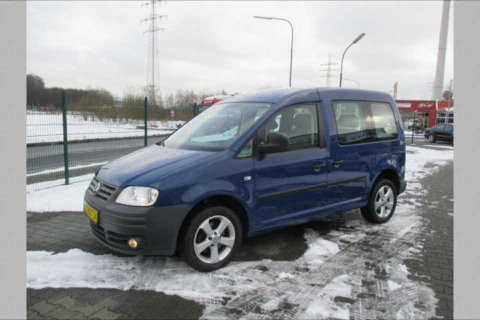VW Caddy 1,4 Blue